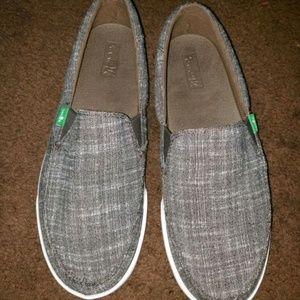 Mens sanuk shoes